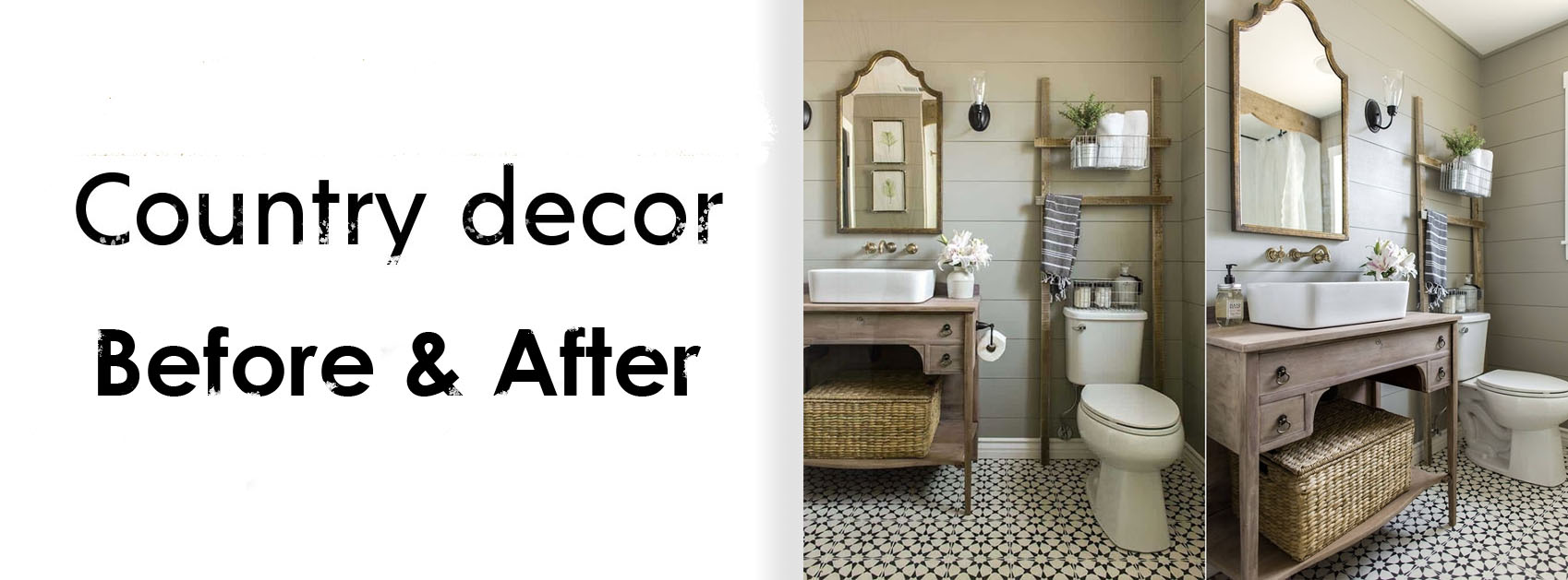 11 Country Decor Remodels